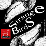 TAUREAU, Strange Birds, Cover