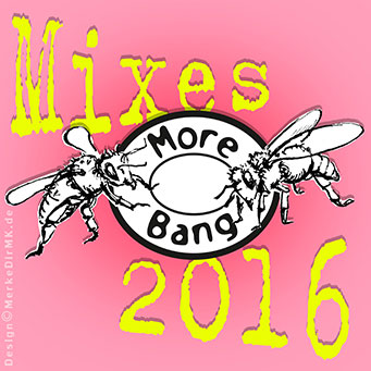 Electro Musik, Frankfurt, KUGKmusique, MORE BANG, Mixes 2016, CD